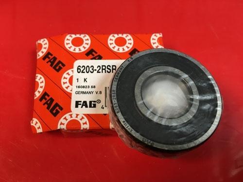 Подшипник 6203-2RS R FAG аналог 180203 размеры 17x40x12