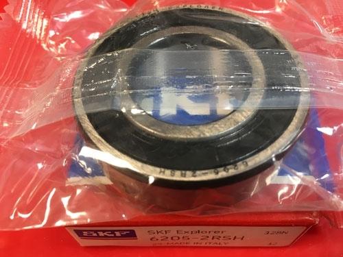 Подшипник 6205-2RS H SKF аналог 180205 размеры 25x52x15