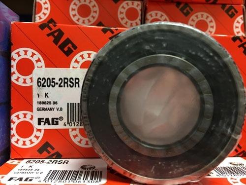 Подшипник 6205-2RS R FAG аналог 180205 размеры 25*52*15