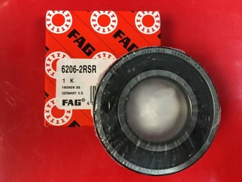 Подшипник 6206-2RS R FAG аналог 180206 размеры 30x62x16