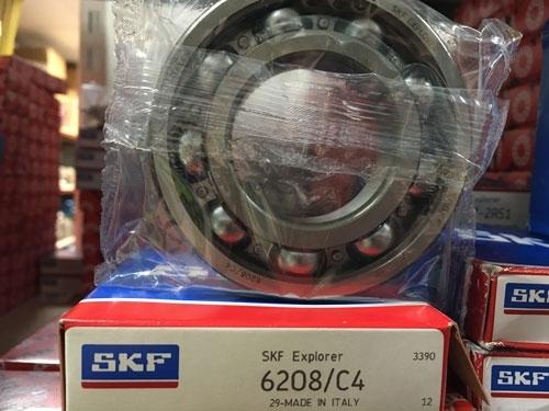 Подшипник 6208 С4 SKF аналог 208 размеры 40х80х18