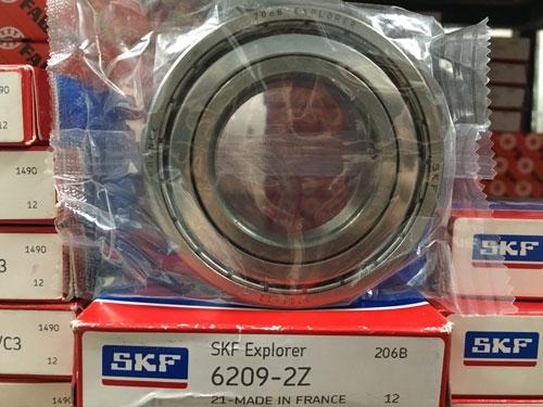 Подшипник 6209-2Z SKF аналог 80209 размеры 45х85х19