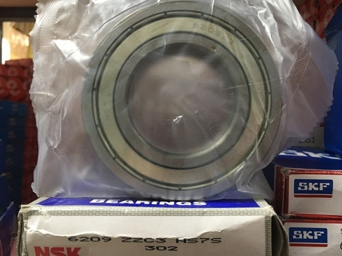 Подшипник 6209 ZZ С3 NSK аналог 80209 размеры 45x85x19