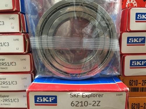 Подшипник 6210-2Z SKF аналог 80210 размеры 50х90х20