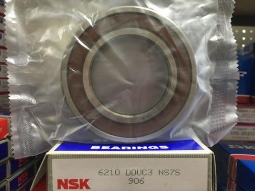 Подшипник 6210 DDU С3 NSK аналог 180210 размеры 50х90х20