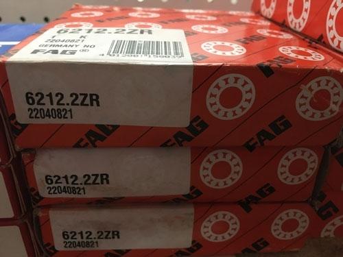 Подшипник 6212-2Z R FAG аналог 80212 размеры 60*110*22