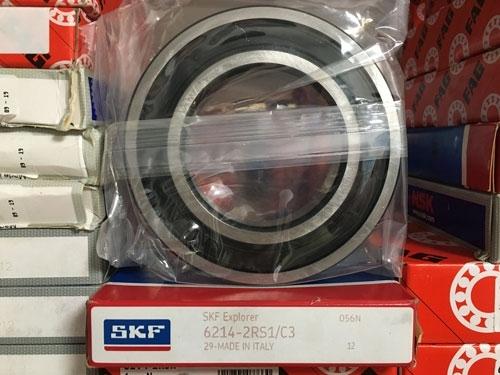 Подшипник 6214-2RS 1 С3 SKF аналог 180214 размеры 70*125*24