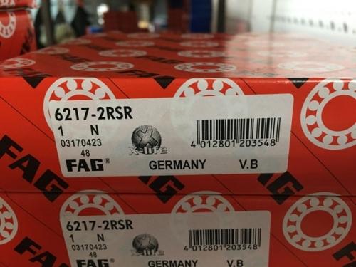 Подшипник 6217-2RS R FAG аналог 180217 размеры 85*150*28
