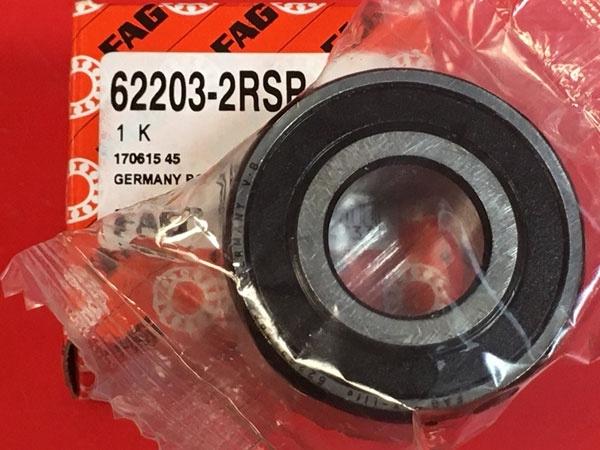 Подшипник 62203-2RS R FAG аналог 180503 размеры 17x40x16