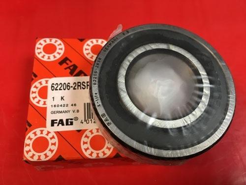 Подшипник 62206-2RS R FAG аналог 180506 размеры 30x62x20