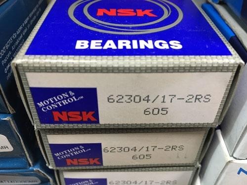 Подшипник 62304/17-2RS NSK размеры 17х52х21 найти