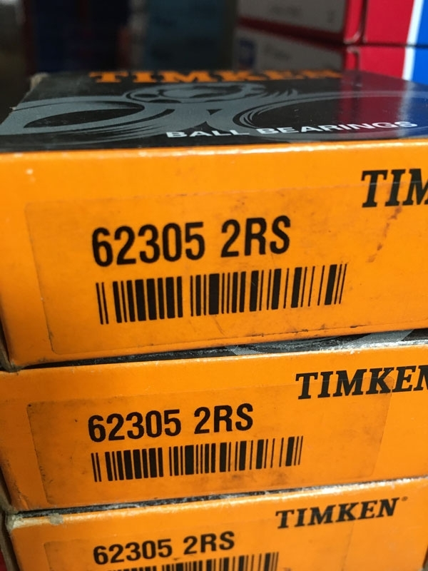 Подшипник 62305-2RS TIMKEN аналог 180605 размеры 25х62х17