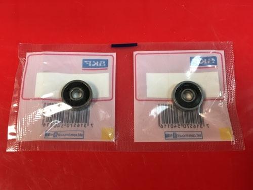 Подшипник 625-2RS 1 SKF аналог 180025 размеры 5*16*5