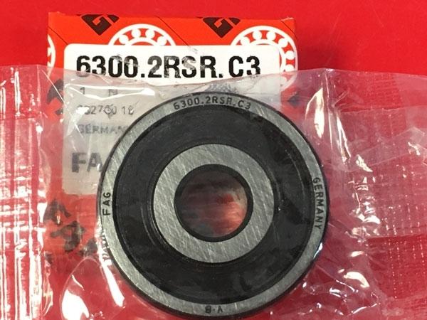 Подшипник 6300-2RS R C3 FAG аналог 180300 размеры 10x35x11