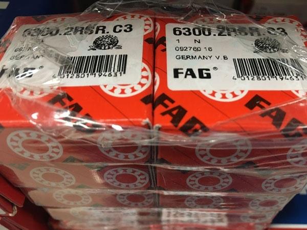 Подшипник 6300-2RS R C3 FAG аналог 180300 размеры 10*35*11
