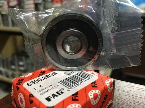 Подшипник 6300-2RS R FAG аналог 180300 размеры 10x35x11