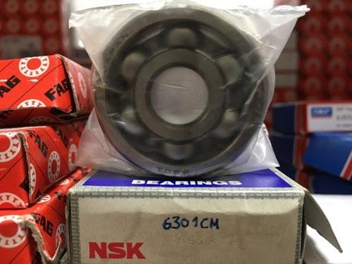 Подшипник 6301 СМ NSK аналог 301 размеры 12*37*12