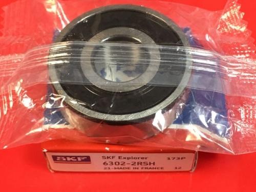 Подшипник 6302-2RS H SKF аналог 180302 размеры 15х42х13