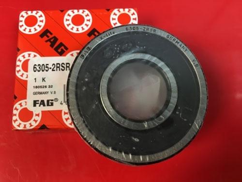 Подшипник 6305-2RS R FAG аналог 180305 размеры 25х62х17