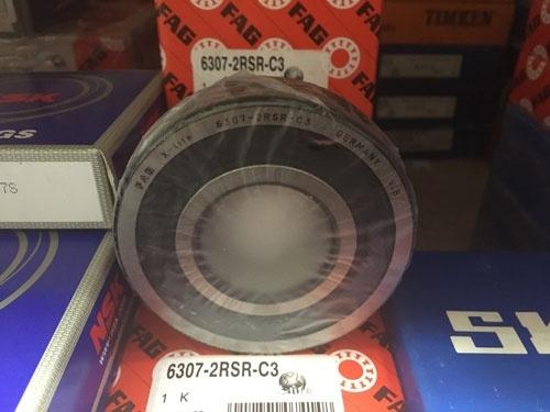 Подшипник 6307-2RS R C3 FAG аналог 180307 размеры 35x80x21