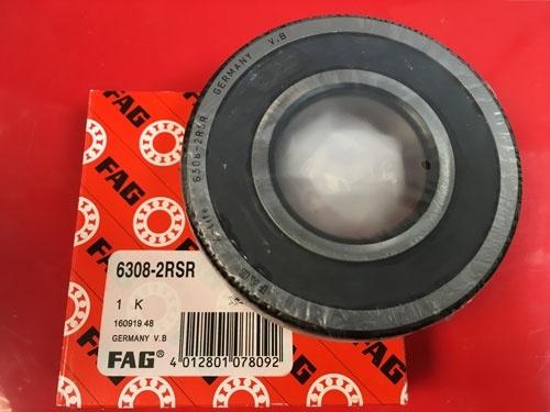 Подшипник 6308-2RS R FAG аналог 180308 размеры 40x90x23