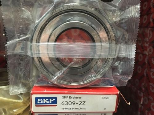 Подшипник 6309-2Z SKF аналог 80309 размеры 45х100х25