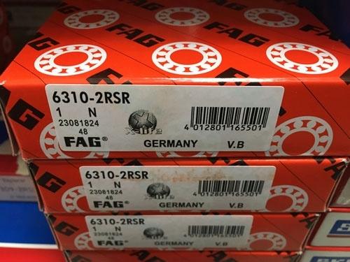 Подшипник 6310-2RS R FAG аналог 180310 размеры 50*110*27