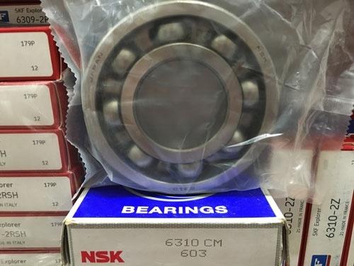 Подшипник 6310 CM NSK аналог 310 размеры 50x110x27