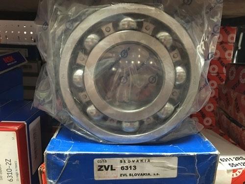 Подшипник 6313 ZVL аналог 313 размеры 65*140*33