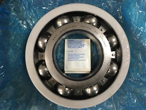 Подшипник 6322 С3 VL0241 SKF INSOCOAT® размеры 110x240x50