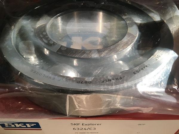 Подшипник 6324 С3 SKF аналог 324 размеры 120x260x55