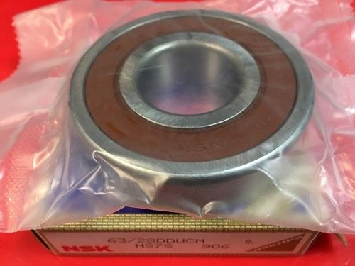 Подшипник 63/28 DDU CM NSK размеры 28x68x18