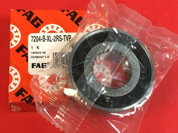 Подшипник 7204 B-XL-2RS-TVP FAG аналог 66204-2RS размеры 20*47*14