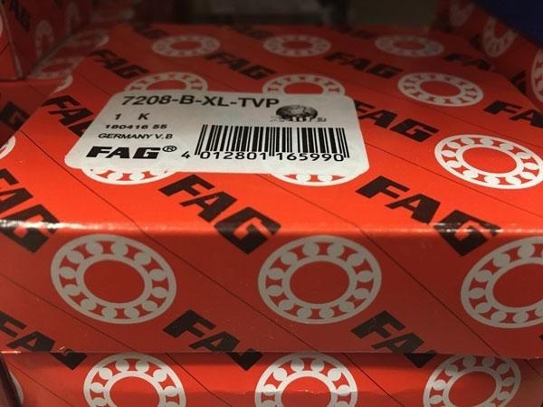 Подшипник 7208 B-XL-TVP FAG аналог 66208 размеры 40*80*18