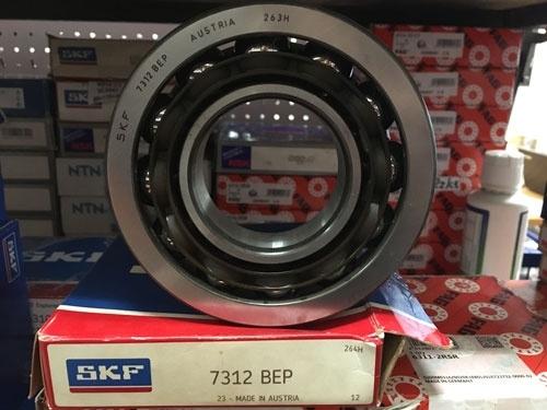 Подшипник 7312 BEP SKF аналог 66312 размеры 60x130x31