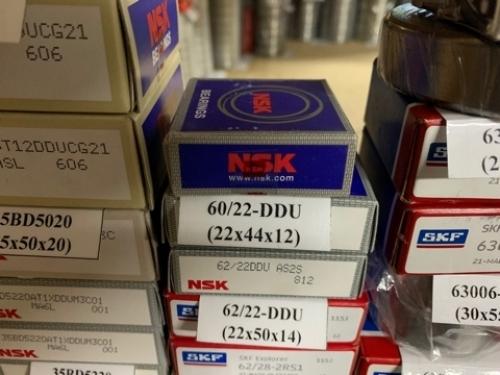 Подшипник 60/22-DDU (22x44x12) NSK