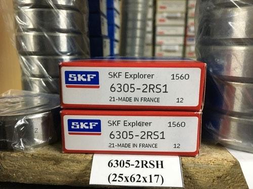 Подшипник 6305-2RS1 (25х62х17) SKF