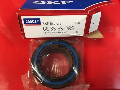 Подшипник GE35 ES-2RS SKF размеры 35х55х20/25