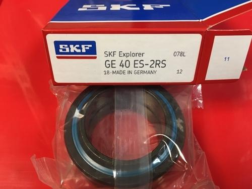 найти подшипник GE40 ES-2RS SKF размеры 40*62*22/28