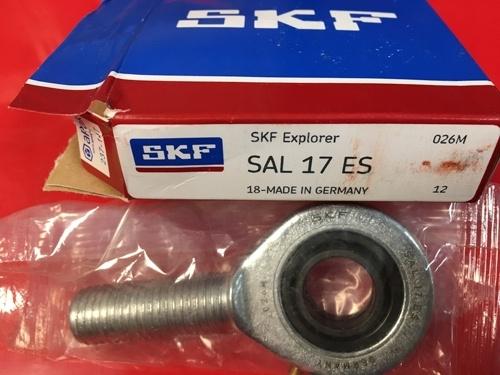 Наконечник штока SAL 17 ES SKF размеры 17х47х14/M16