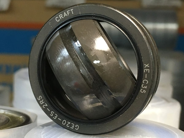 Подшипник GE20 ES-2RS CRAFT размеры 20x35x12/16