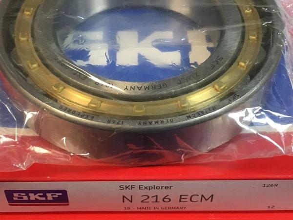 Подшипник N216 ECM SKF аналог 2216 Л размеры 80x140x26