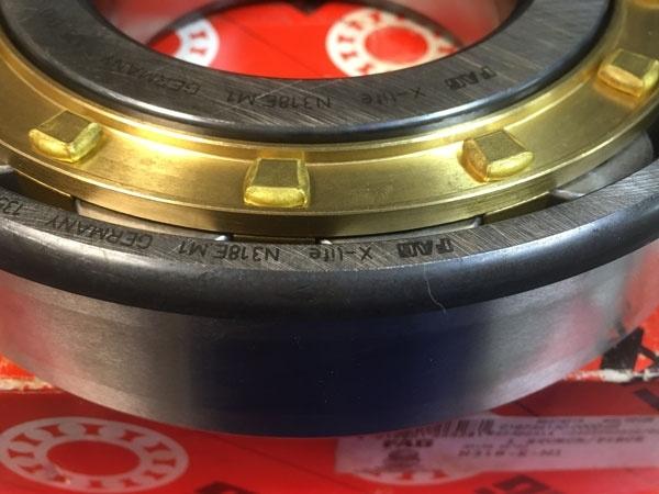 Подшипник N318 E-XL-M1 FAG аналог 2318 Л размеры 90x190x43