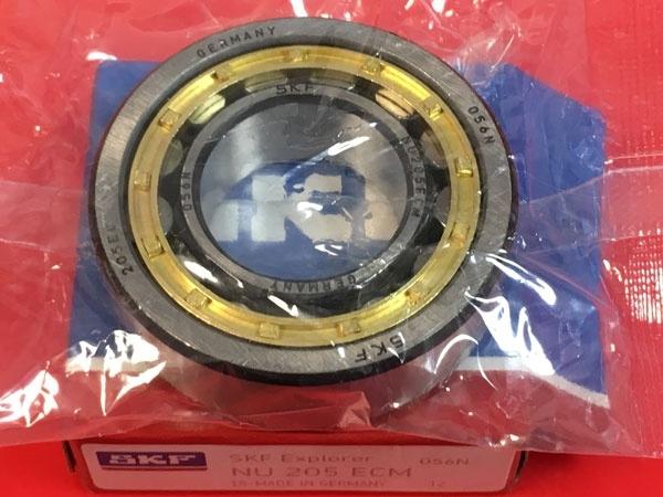 Подшипник NU205 ECM SKF аналог 32205 Л размеры 25x52x15