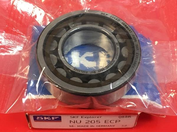 Подшипник NU205 ECP SKF аналог 32205 размеры 25x52x15