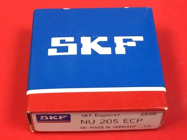 Подшипник NU205 ECP SKF аналог 32205 размеры 25х52х15