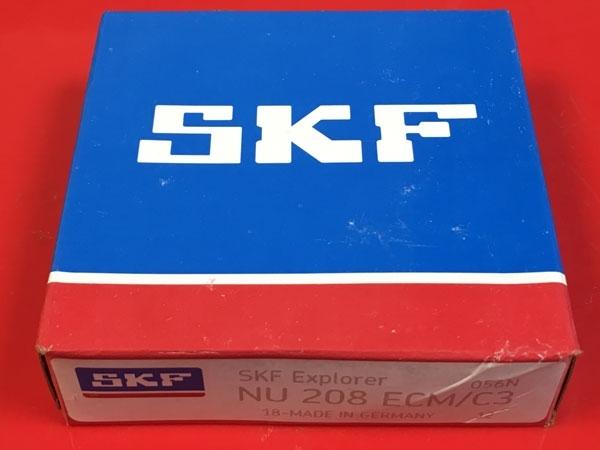 Подшипник NU208 ECM C3 SKF аналог 32208 Л размеры 40*80*18