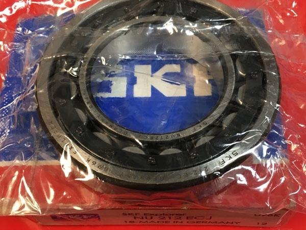 Подшипник NU212 ECJ SKF аналог 32212 размеры 60x110x22