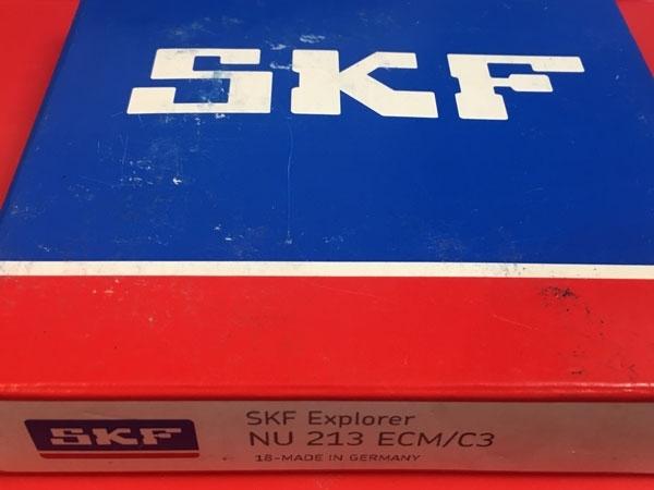 Подшипник NU213 ECM/C3 SKF аналог 32213 Л размеры 65*120*23