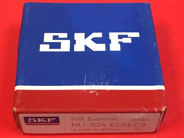 Подшипник NU304 ECM/C3 SKF аналог 32304 Л размеры 20*52*15